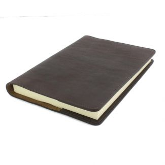 Italian Leather Cover (Brown)