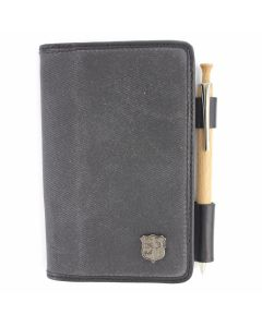 Langdale Notebook Cover (Dark Carbon)
