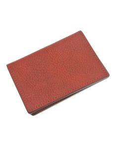Italian Leather Card Holder